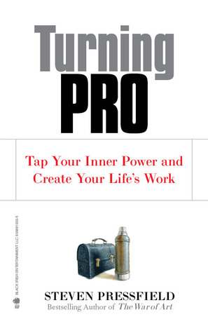 Turning Pro: Tap Your Inner Power and Create Your Lifes Work