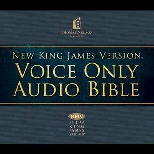 1 Samuel (NKJV Voice Only Audio Bible, #8)