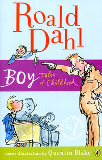 Boy: Tales of Childhood por Roald Dahl, Quentin Blake