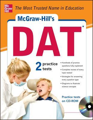McGraw-Hill's DAT [With CDROM]