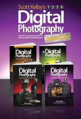 Scott Kelby's Digital Photography Parts 1, 2, 3, and 4