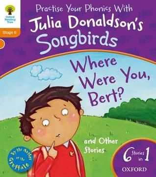 Where Were You Bert and Other Stories