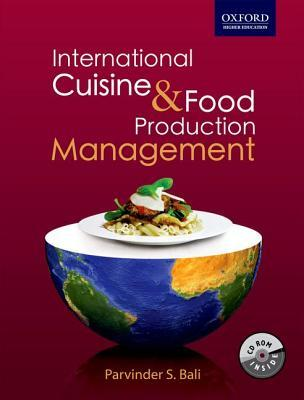 International Cuisine and Food Production Management