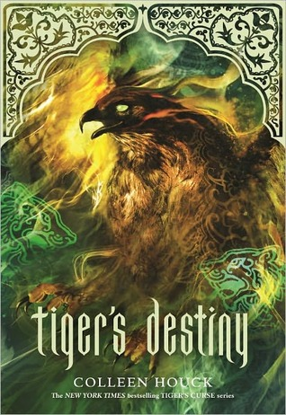 Tiger's Destiny (The Tiger Saga, #4)
