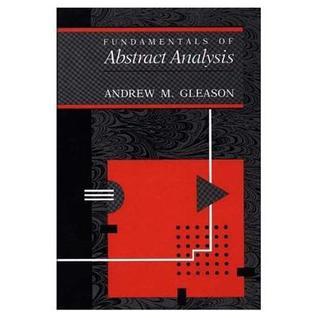 Fundamentals of Abstract Analysis