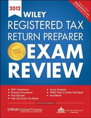 Wiley Registered Tax Return Preparer Exam Review
