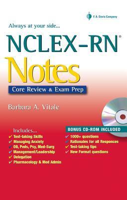 NCLEX-RN Notes: Core Review & Exam Prep