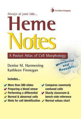 Heme Notes: A Pocket Atlas of Cell Morphology