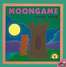 Moongame by Frank Asch