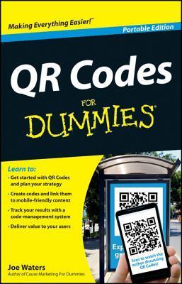 Qr Codes for Dummies Portable Edition
