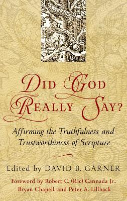 Did God Really Say?: Affirming the Truthfulness and Trustworthiness of Scripture (ePUB)