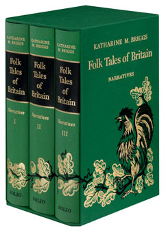 Folk Tales of Britain: Narratives