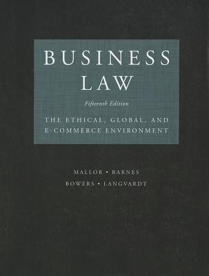 Business law the ethical global and e commerce environment by 13655672 fandeluxe Choice Image