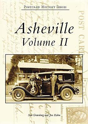 Asheville Volume II by Sue Greenberg