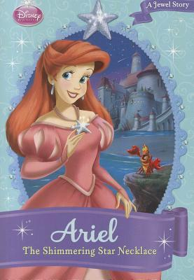 Disney Princess - Ariel: The Shimmering Star Necklace