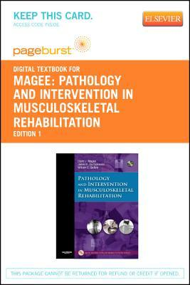 Pathology and Intervention in Musculoskeletal Rehabilitation - Elsevier eBook on Vitalsource (Retail