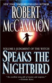 Judgment of The Witch by Robert McCammon