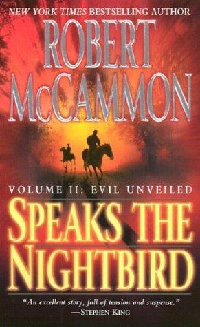 Speaks The Nightbird, Volume 2 by Robert McCammon