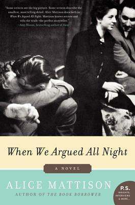 When We Argued All Night: A Novel