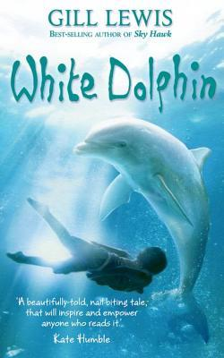 White dolphin by gill lewis 14814495 fandeluxe Image collections