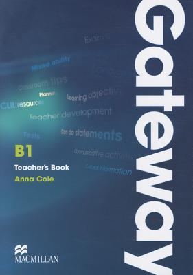 Gateway B1: Teacher's Book & Test CD Pack