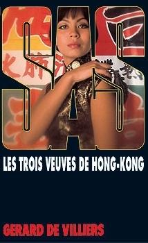 Les trois veuves de Hong Kong (SAS #12)