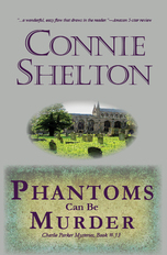 Phantoms Can be Murder (Charlie Parker #13)