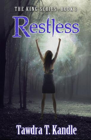 Restless by Tawdra Kandle