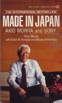 Made In Japan Akio Morita Ebook