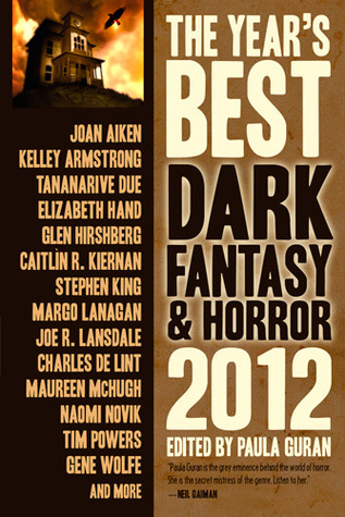 Image result for The Year's Best Dark Fantasy and Horror 2012
