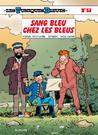 Sang bleu chez les Bleus by Raoul Cauvin