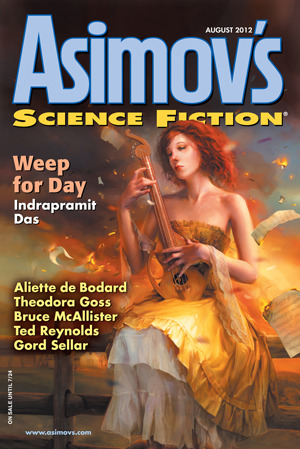 Asimov's Science Fiction, August 2012 (Asimov's Science Fiction, #439)