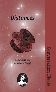 Distances by Vandana   Singh