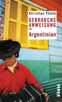 Gebrauchsanweisung für Argentinien