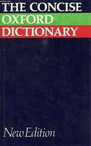 Libro descarga pdf Concise Oxford Dictionary