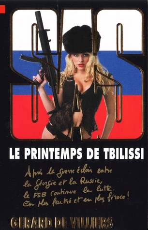 Le printemps de Tbilissi (SAS, #176)