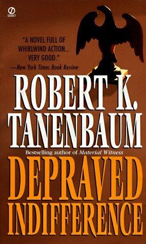 Depraved Indifference (Butch Karp, #2)