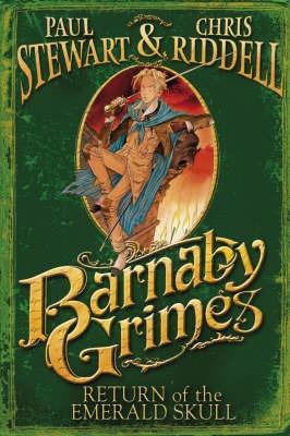 Return of the Emerald Skull (Barnaby Grimes, #2)