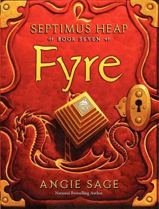 Septimus Heap series by Angie Sage thumbnail