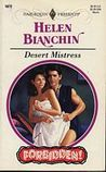 Desert Mistress by Helen Bianchin