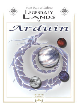 Legendary Lands of Arduin (World Book of Khaas)
