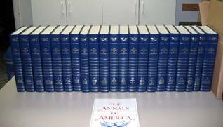 Annals of America, 22 Vols EPUB