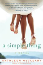 A Simple Thing by Kathleen McCleary