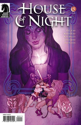 House of Night #5 by P.C. Cast