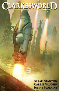 Clarkesworld Magazine, Issue 70 (Clarkesworld Magazine, #70)