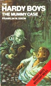 The Mummy Case (The Hardy Boys, #63)