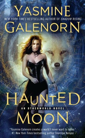 Haunted Moon (Otherworld/Sisters of the Moon, #13)