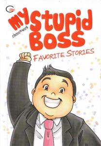 Ebook Novel My Stupid Boss