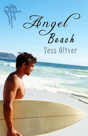 Angel Beach by Tess Oliver