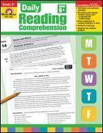 Daily Reading Comprehension (Grade 6+)